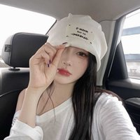 Bucket Golf Hip Hop Beret Yankee Fisherman Caual Cold Wool Damp White Knitted Hat Autumn Fashion Women's Style Ny Cap
