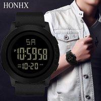 Relogio Masculino Luxury Men Analog Digital Watches Military Sport LED Waterproof Wrist Watch Super Quality Clock Gift 2021 Wristwatches