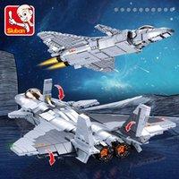 926 stücke Militär J-20 Mighty Dragon Stealth Fighter Modell Blöcke DIY Konstruktor Bausteine Pädagogisches Spielzeug für Kinder x0902