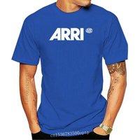 Homens camisetas Arri movimento filme logotipo filme transmissão câmera t-shirt t-shirt muitos cores legal orgulho casual camiseta homens unisex moda tshirt fr