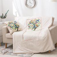 Cuscino / cuscino decorativo 2 in 1 Loveable Throw Till Pieghevole cuscino pieghevole Divano Dual-Ourful Auto Back Office Pranzo Pranzo Aria condizionata