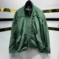 2021 Autumn and winter paris italy jacket Casual Street Fashion Pockets Warm Men Women Couple Outwear jackets free ship zdld61011.