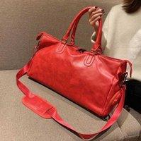 Designer Tote Bag Branded crossbody Mini Luxurys Bags Handbag Fashion Black Water Ripple 45CM sports duffle red luggage M53419 Man And Women