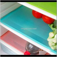 Magnets Décor Home & Gardenest 12 Pack Mats,Washable Liners Waterproof Fridge Pads Mat Shees Der Table Mats Refrigerator L Drop Delivery 2021