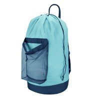 Laundry Bags Large Capacity Dorms College Bag Washing Storage Pouch Drawstring Organizer Travel Backpack Dirty Clothes Apartment