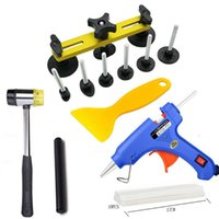 Auto-Dent-Reparatur-Tool-Set-Kit Malerlose Kleber Multifunktionswerkzeuge Professionelle Handsätze
