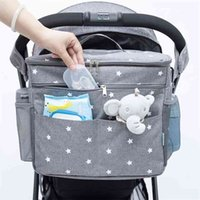Orzbow 아기 기저귀 가방 출산 배낭 대용량 가방 주최자 아기 유모차 가방 엄마 케어에 대 한 엄마 젖은 기저귀 가방 210831