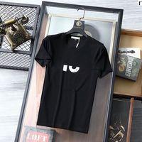 2021 N EW Mens Donne T-shirt Moda S Moda per Casual T Shirt T-shirt uomo Abbigliamento Street Shorts Manica 2022 Abbigliamento Tshirts 20SS