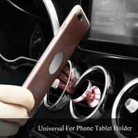 Magnetic Car Holder Universal Magnet Phone Mount for iPhone X Xs Max Samsung Mobile Holders Stand