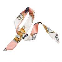 2PF галстука сумка HLE цепочка декоративная женская сумка шелковые шарфы брызги и шарфы платок женские шарф сатин шелковые галстуки шарф