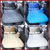 Andere Innenausstattung Auto Aufblasbares Bett, Rückfahrbett Schlafen Artefaktkissen Universal Sitzmatratze