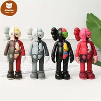 En çok satan 20 cm originalfak kaws 8 inç disseke eşlik orijinal kutusu Action figure model süslemeleri oyuncaklar hediye tr