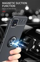 360 Metal Finger Ring Bracket Cases For Xiaomi 11 Pro Lite Ultra OnePlus N100 N10 5G 1+ Nord CE One Plus N200 Cover Soft TPU Holder Phone Support Magnetic Car Mount Skin