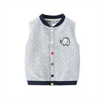 Видмид ребёнок жилет жилет для мальчиков детские куртки пальто девушка осень и зима наружные детские хлопок P4378