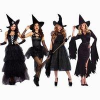 4 Stilleri Tema Kostüm Kadınlar Yeni Cosplay Elbise Cadılar Bayramı Cadı Etek Gece Kulübü Masquerade Parti Yetişkin Karikatür Bebek