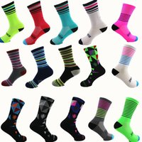 Outdoor Sport Cycling Running Socks Breathable Coolmax Basketball Football High Quality