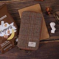 Vintage Moda Zipper Bag Planejador Semanal Portátil 88 Folhas Semana DIY Mensal Plano Reserve 2021 Blogs