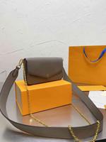 Shoulder Bags Women Handbag Fashion Shopping Classic Wild Quality Leather Embossed School Designer Purses 1018