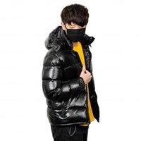 Mens Jacket Fashion Down Coats Clothing Men Women Hoodie Jackets Stylist Winter Size S-xxxl