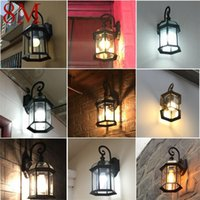Outdoor Wall Lamps 8M Sconces Lamp Classical Light Retro LED Waterproof For Home Aisle Decoration