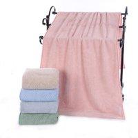 Baño de la rejilla de la piña de la toalla Absorbente Baño suave de la playa Baño Adulto Secado rápido 70 * 140 cm