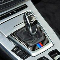 BMW Z4 2009-2015 Araba için Vites Vites Paneli Shifter Çerçeve Kapak Trim