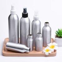 زجاجات رذاذ زجاجة الألومنيوم للعطور التعبئة التجميلية التعبئة والتغليف 30ML / 50ML / 100ML / 120ML / 150ML / 250ML 457 R2