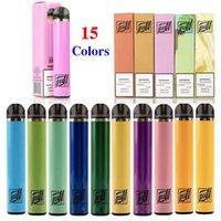 Оптовая э-сигарета быстрая доставка DHL 1 день бесплатный корабль Multi серии одноразовые ручки из дерева Pead Puff Plus плюс XXL XTRA XTIA ROMIO APTELIZER KIT COMPE