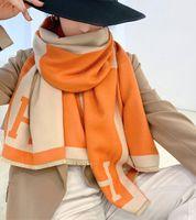 7 Farben Winterschal Pashmina für Brand Designer Warme Mode Frauen imitieren Kaschmir Wolle Lange Schal Wrap 65 * 190 cm