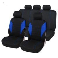 Cobertura de assento de carro Cobertura completa Cobertura de fibra de linho Assentos auto para assento Altea XL Arona Ateca Córdoba ibiza 6J 6L Leon 1 2 3 5F