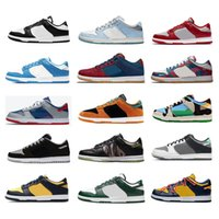 men women Dunks Low running shoes Chunky Dunky Easter Coast Black White Green Kentucky bear Syracuse Chicago Valentines Day womens trainers outdoor sports sneakers