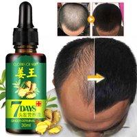 7 jours Croissance des cheveux Essence Germinal Sérum Essence Huile Naturel Perte de cheveux Traité Croissance rapide Rapide Croissance Cheveux 30ml