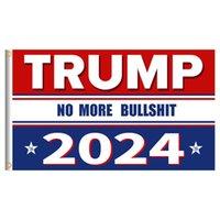 Em estoque 14 estilos 3x5ft impressão digital trunfo 2024 bandeira EUA eleição presidencial Trump campanha flags DHL entrega gratuita