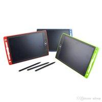 """8.5 """"LCD Escritura Tablet Handwriting Pad Digital Dibujo Tablero Gráficos Gráficos sin papel Pantalla de soporte de Bloc de notas Clear Función 2107445"""