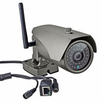 Cameras Wifi Security Camera Fixed HD Waterproof Wireless CCTV Surveillance IP 1080P Support SD Card HDMIVGA Output