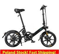 Fiido M1 PRO / D4S Shifting Version 36V 7.8Ah 300W Elektrische Fahrradfahrräder 16 Zoll Folding Moped 25km / h Fahrradbestand in EU