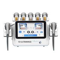 2021 وصول المحمولة 7D Ultraformer 3 Ultramage المضادة للتجاعيد الجلد ثبات الجسم إزالة الدهون ultraformers III 3 ultramage رفع آلة hifu