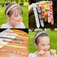 Barrettes Hairpin Children's Hair Broken Korean Summer Headdress Cute Girl Sticky Bangs Artifact Band