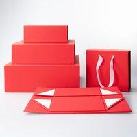 ギフトラップ1ピースブラックホワイトクラフト紙折りたたみボックス空白段ボール包装ミニハンドメイド石鹸DIYクラフトジュエリー