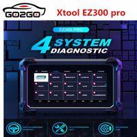 Diagnosewerkzeuge Xtool EZ300 Pro mit 5 System-Diagnose-Motor, ABS, SRS, Survey und TPMS Besser als MD802, TS401 Free Update Online