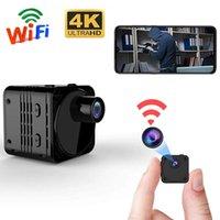 Mini Kamera WIFI Akıllı Kablosuz Kamera IP Nokta HD Küçük Kamera Hareket Algılama Vlog Espia Gece Görüş Video Mikro Kameralar