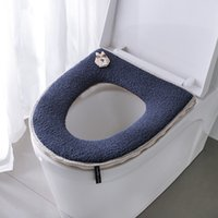 2597 Süße Teddy-Teddy-Kissen-Reißverschluss-Toilettensitz-Dichtung