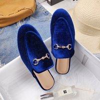 2021 In Primavera Designer Automolo Esterni Donna Muli Piattaforma Pantofole Sandalias de Verano Para Mujer Zapatos de Mujer Calzado RGDFG4334