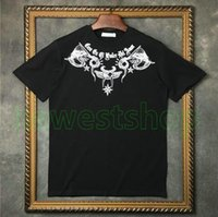 2020 Hot sell fashion clothing men short sleeve t shirt good quality tshirt star printing t shirt Designer t shirts Casual Tops tee