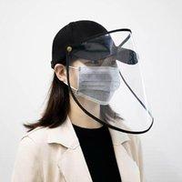 단단한 방지 방지 방지 방지 방지 덮개 보호 야구 모자 여성 남성 조정 가능한 Snapback 모자 와이드 브림 모자