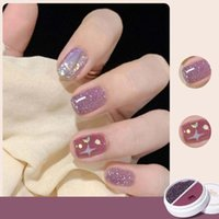 Nail Gel Art 2 In 1 Solid Cream Portable Easy Painting Can Soak Off Manicure Drawing Set Polish Pre