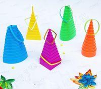 Ремесло Инструменты Бумага Бумажные шаблоны 5 стилей доступны дизайн для 3D-инструмента