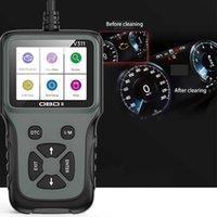 Universal LCD OBD2 EOBD Scanner V311 Car Scanner Diagnostic Tool Engine Code Reader OBD 2 Automotive Scanner Tester 8 Languages