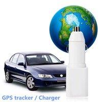 سيارة استمع سيارة شاحن سيارة تعقب GSM مصغرة GPS Locator GF-11