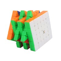 Neueste Yuxin Little Magic 6x6x6 Magnetic 6 M Magic Cubing Speed 6x6 Magnete Puzzle Cubo Magico Zhisheng 6M Wettbewerb Kind Spielzeug
